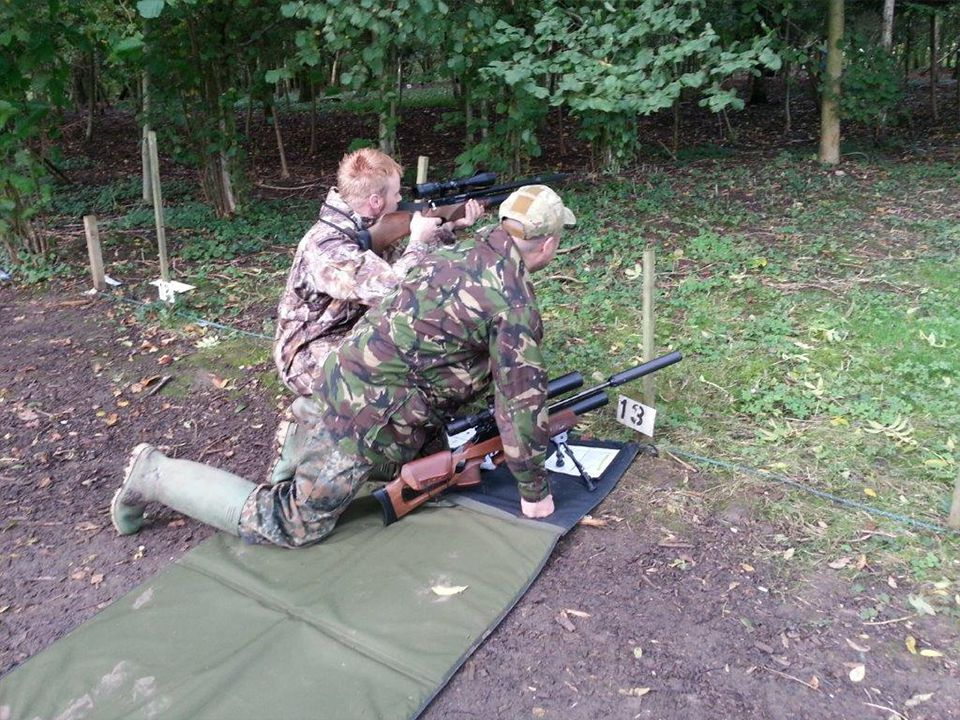 Air Rifle Shooting Instructor